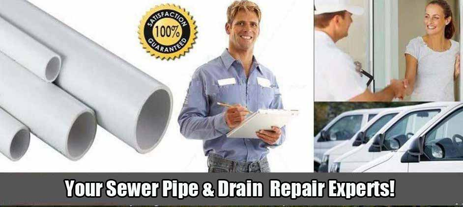 Trenchless Sewer Services Sewer Drain Repair