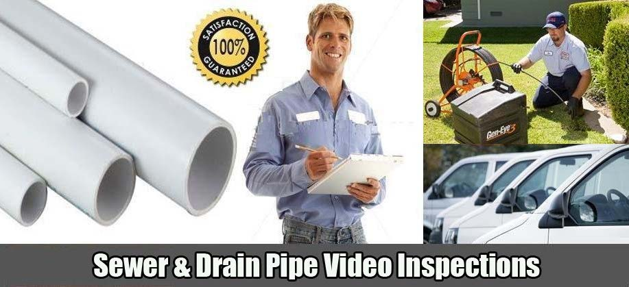 Trenchless Sewer Services Sewer Inspections