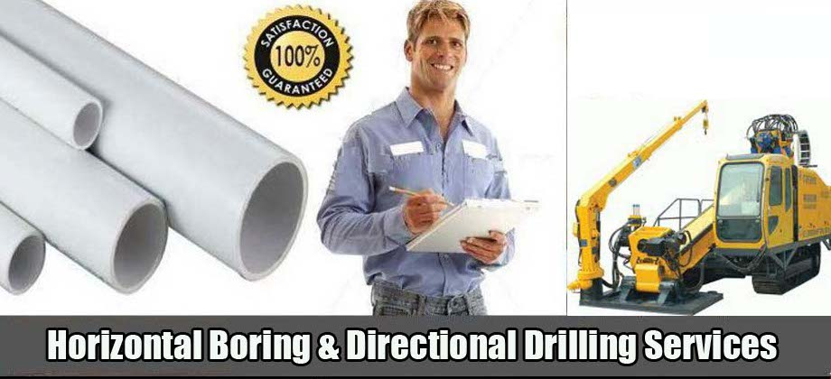 Trenchless Sewer Services Directional Drilling